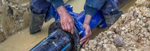 démarche de réseau d'eau Montpellier