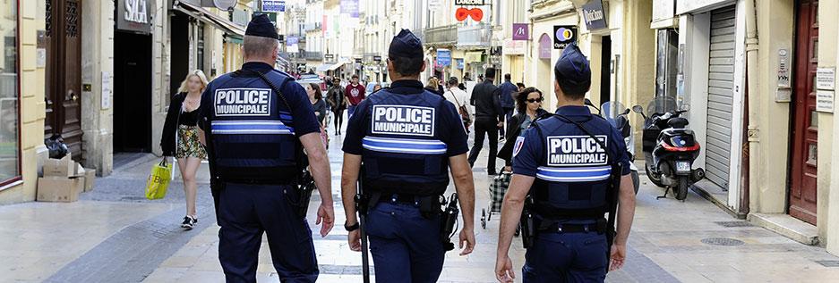 officier police salaire