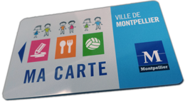 Ma carte MOntpellier
