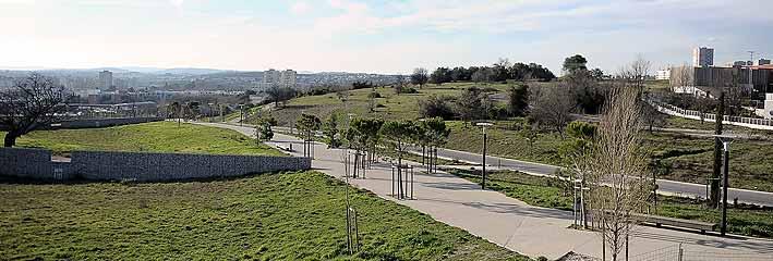 Grands projets d 39 environnement ville de montpellier - Bassin rectangulaire m montpellier ...