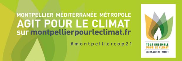 Montpellier à la COP21