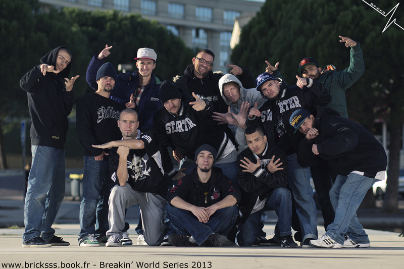 Breakin' World Series 5