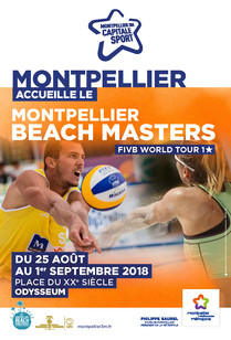 Montpellier Beach Masters 2018