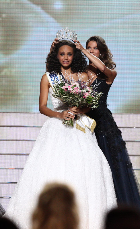 Miss France 2017 couronnée