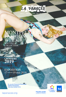 La Montpellier Fashion Week à La Panacée du 17 au 19 mai 2018