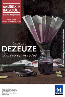 Georges Dezeuze - Natures mortes