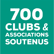 700 clubs et associations soutenus