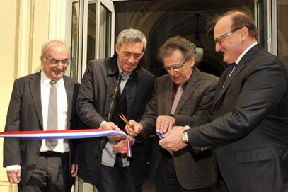 inauguration residence tourisme d'affaire