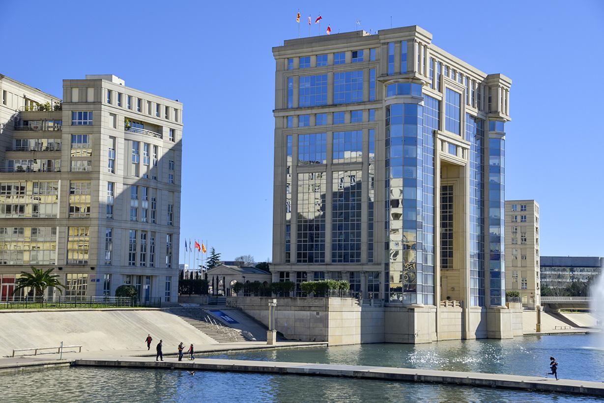 Hotel De Ville De Montpellier