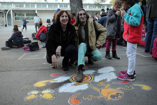 La ville de montpellier a inaugur le jeu d 39 artiste de l - Grille indiciaire adjoint du patrimoine ...