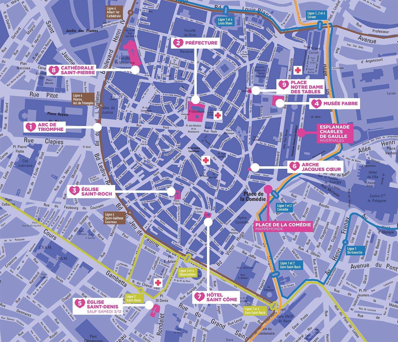 Ouverture Centre Ville Montpellier