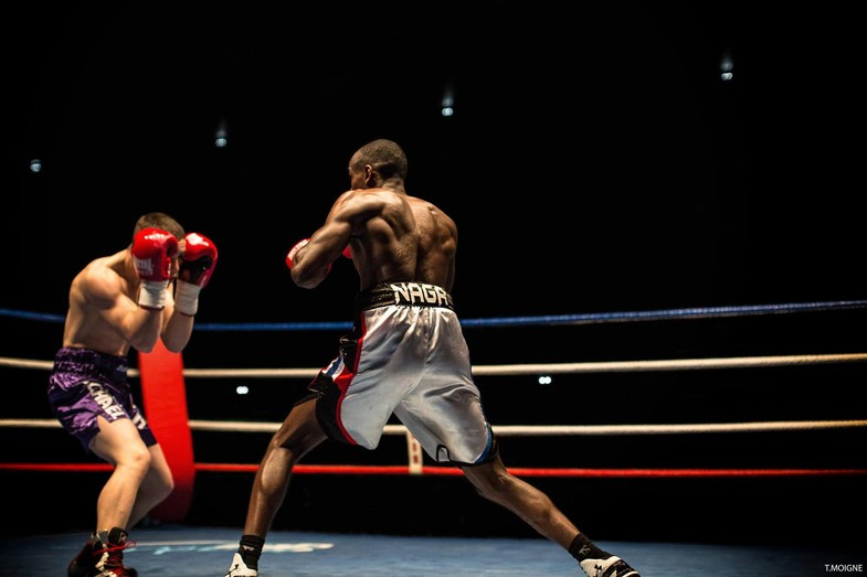 Gala international de boxe anglaise