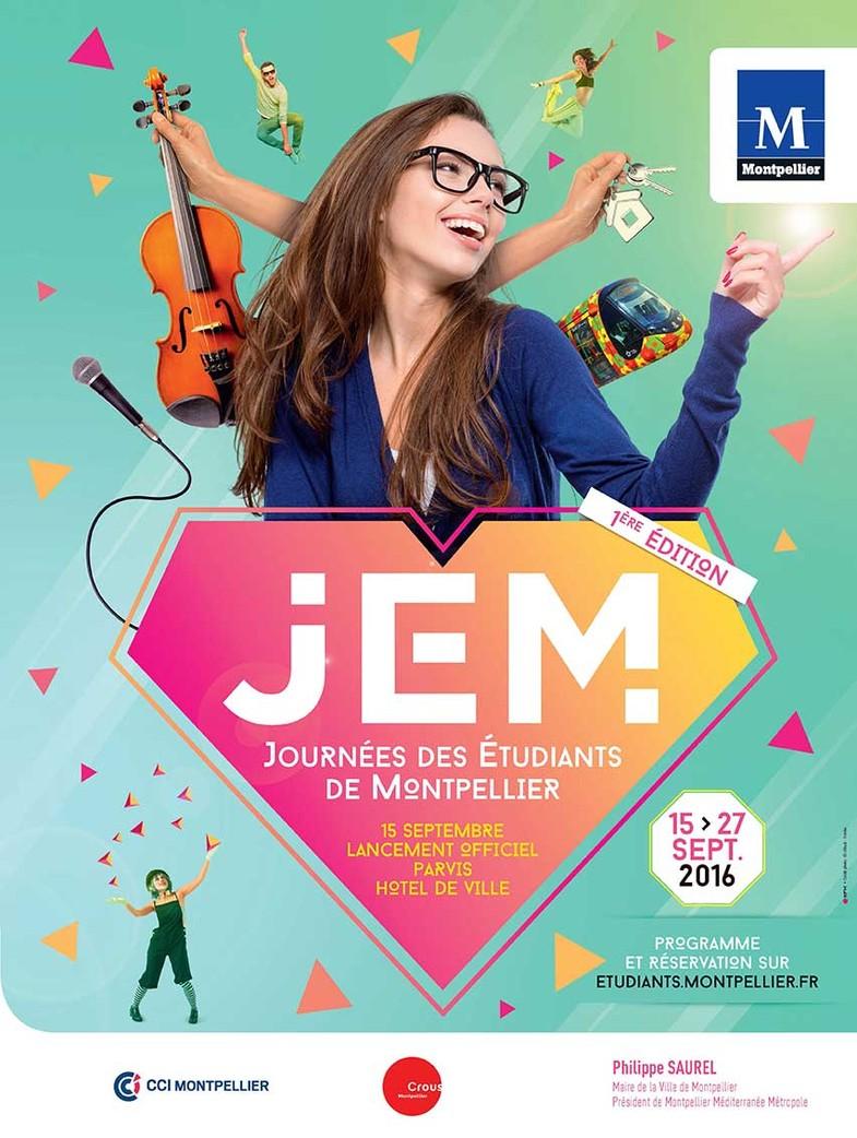 Journ es des tudiants de montpellier ville de montpellier for Chambre de commerce de montpellier