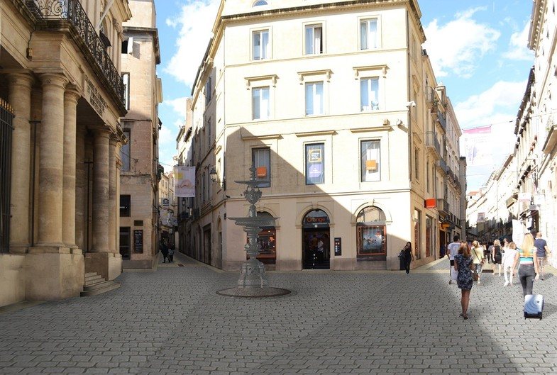 Fontaine Grand-rue Jean Moulin