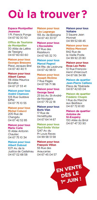 Georges Caf Ef Bf Bd Montpellier Carte