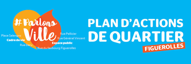 Plan d'actions de quartier : Figuerolles