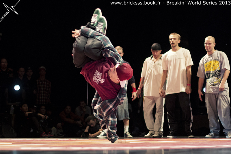 Breakin' World Series 8