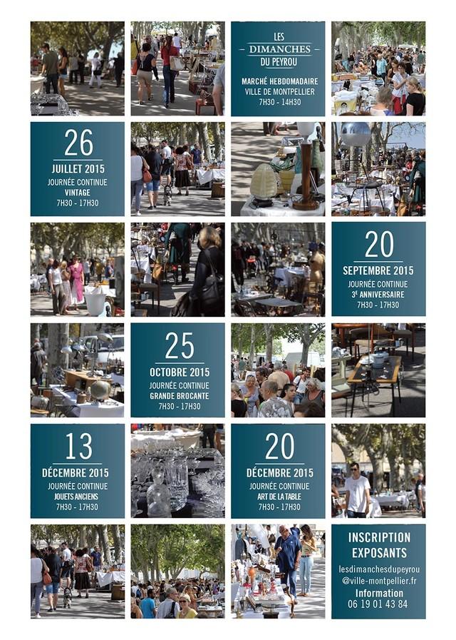 Rencontres petrarque montpellier 2016