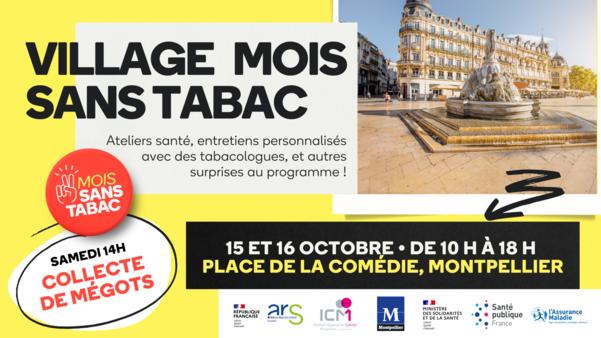 #Moissanstabac, 6ème Edition : pour arrêter de fumer ensemble et en équipe !