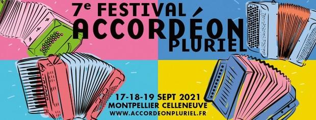 7ème Festival Accordéon Pluriel
