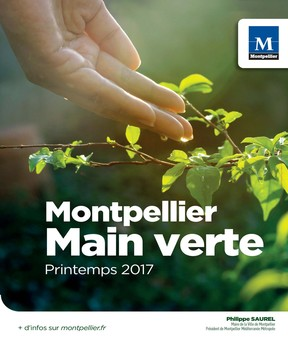 Montpellier Main Verte printemps 2017