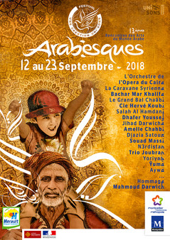 Le festival Arabesques
