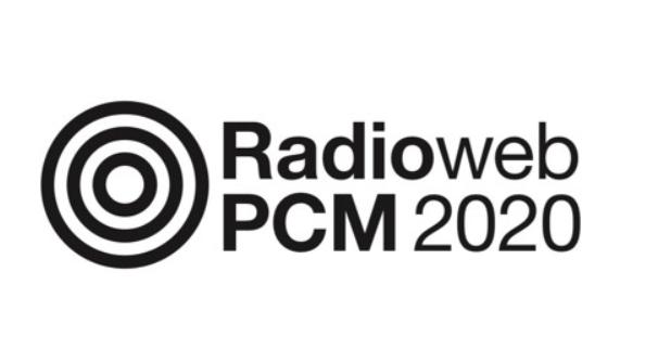 logo de la radioweb pcm 2020