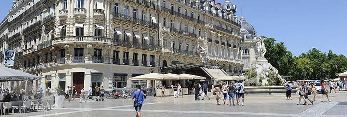 Tourisme montpellier ville de montpellier for Piscine montpellier