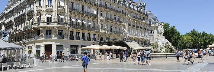 Visiter Montpellier Avec LOffice De Tourisme