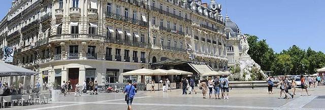 Nouveau Programme Des Visites Guidees De LOffice Du Tourisme Toutes Les Balades La Ville Montpellier A Ne Pas Oublier Promenade Dans LEcusson