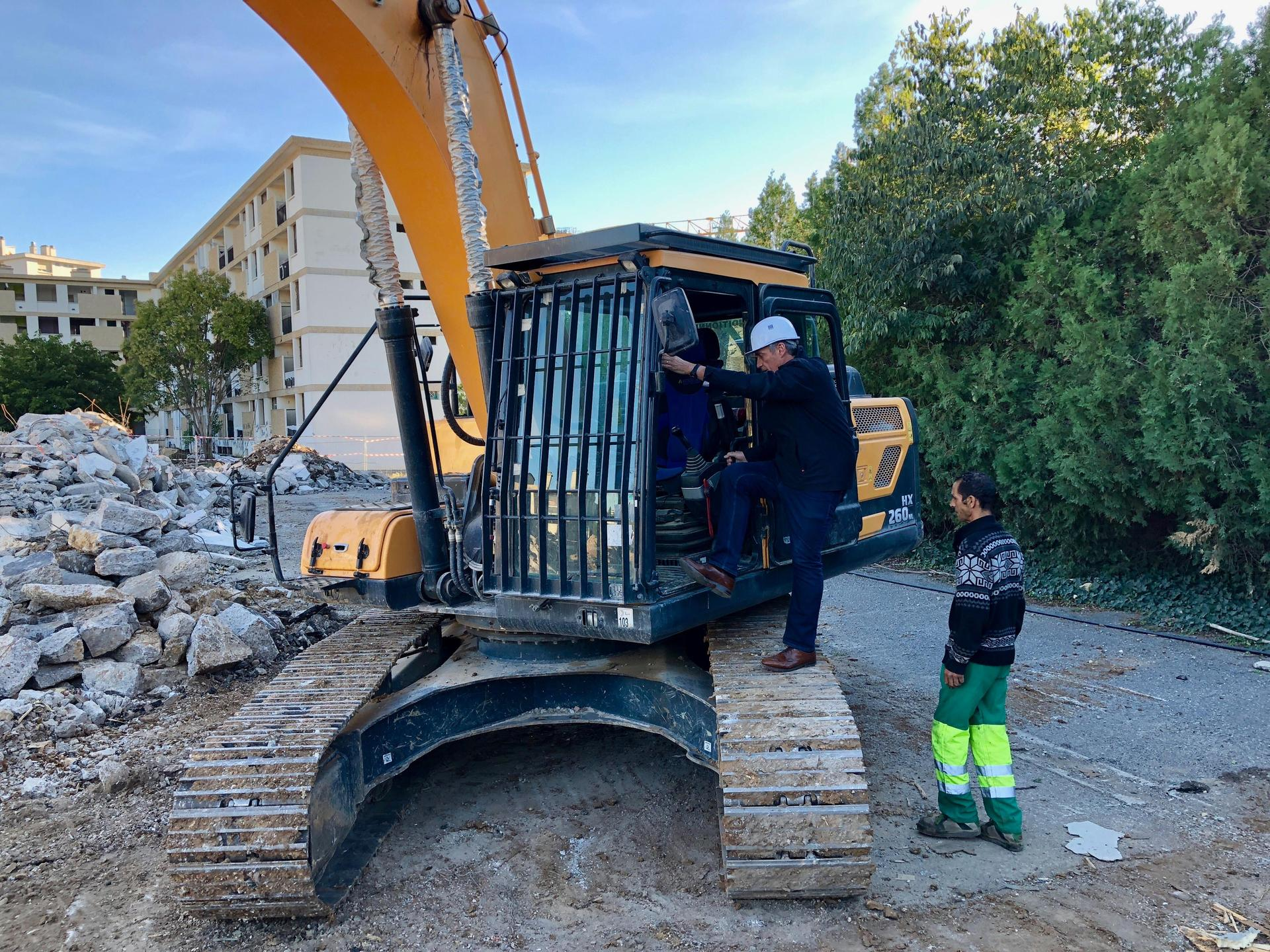 Constructeur De Piscine Montpellier le chantier de la future zac beausoleil avance avec la