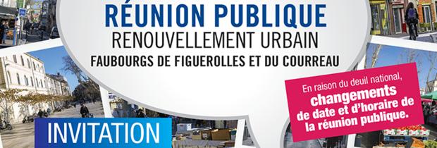 Réunion publique : Figuerolles / Courreau