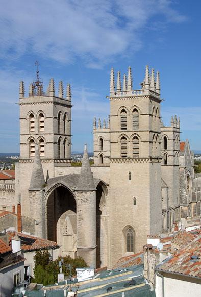 Cath drale st pierre ville de montpellier - Cathedrale saint pierre de montpellier ...