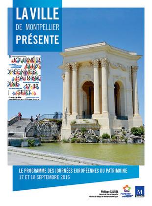 Journ es europ ennes du patrimoine 2016 montpellier - Piscine montpellier pitot ...