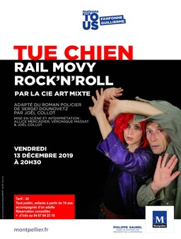 Tue chien - Rail movy rock and roll
