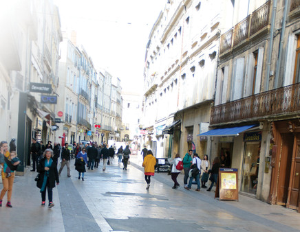 Grand'rue Jean Moulin, reprise progressive des travaux