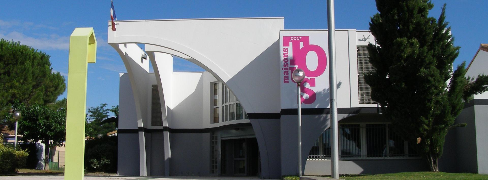 Maison Pour Tous Marcel Pagnol Ville De Montpellier
