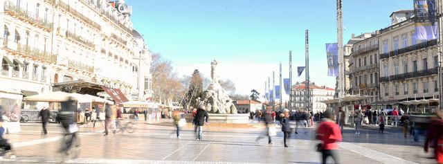 Webcam montpellier ville de montpellier - Office du tourisme de montpellier ...