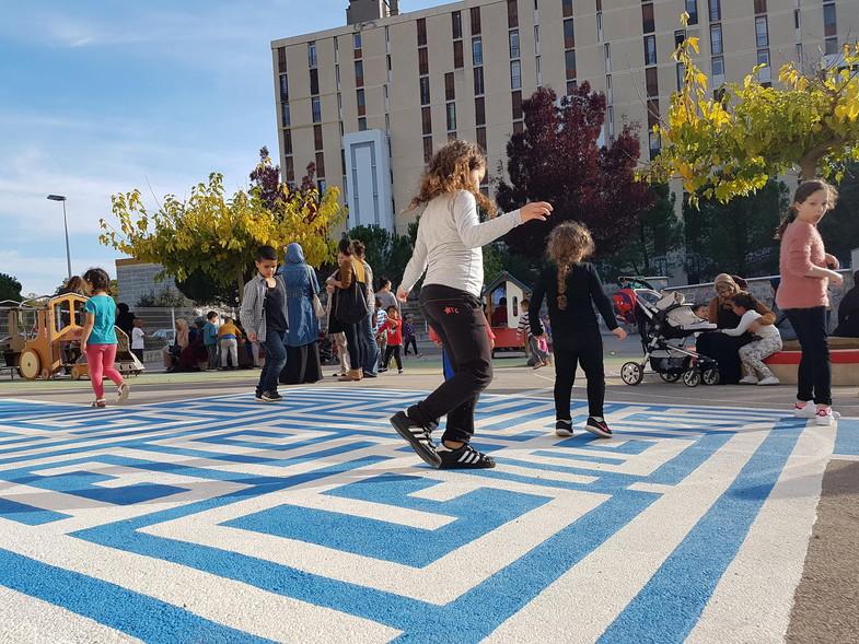 Jeux D Artistes Dans Les Ecoles De La Ville Ville De