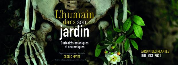 """Exposition """"L'humain dans son jardin"""", du 10 juillet au 10 octobre, au Jardin des plantes"""
