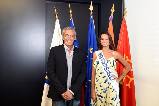Élection Miss Montpellier