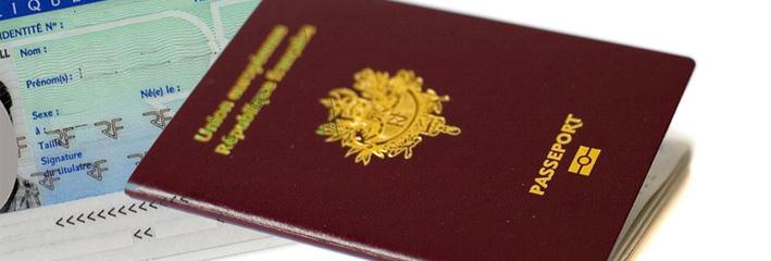 Résultat d'images pour image passeport biométrique