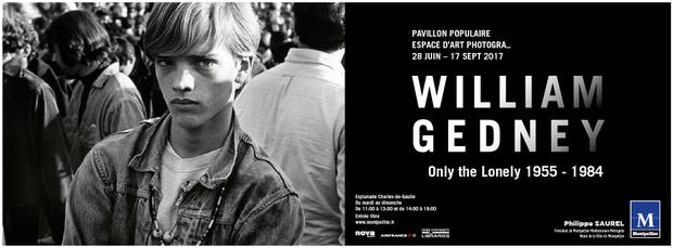 Exposition William Gedney au pavillon Populaire