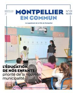 Couverture du magazine Montpellier en Commun n°1