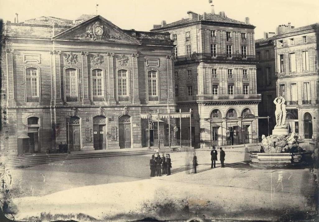 Braderie avant-garde de l'époque prix le plus bas Anniversaire Théâtre municipal - Ville de Montpellier