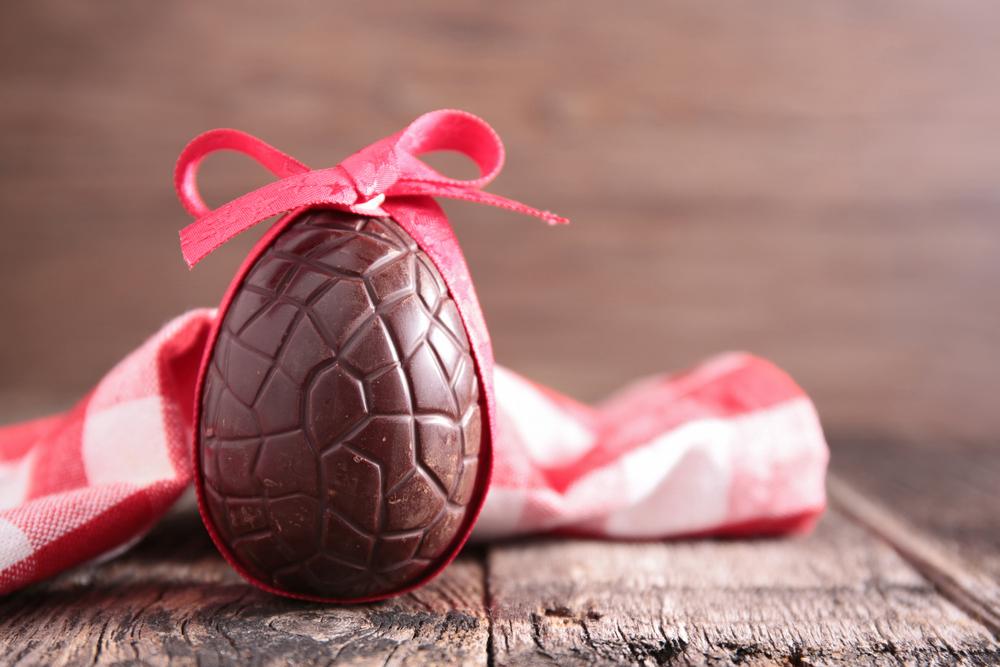 Recette oeuf en chocolat