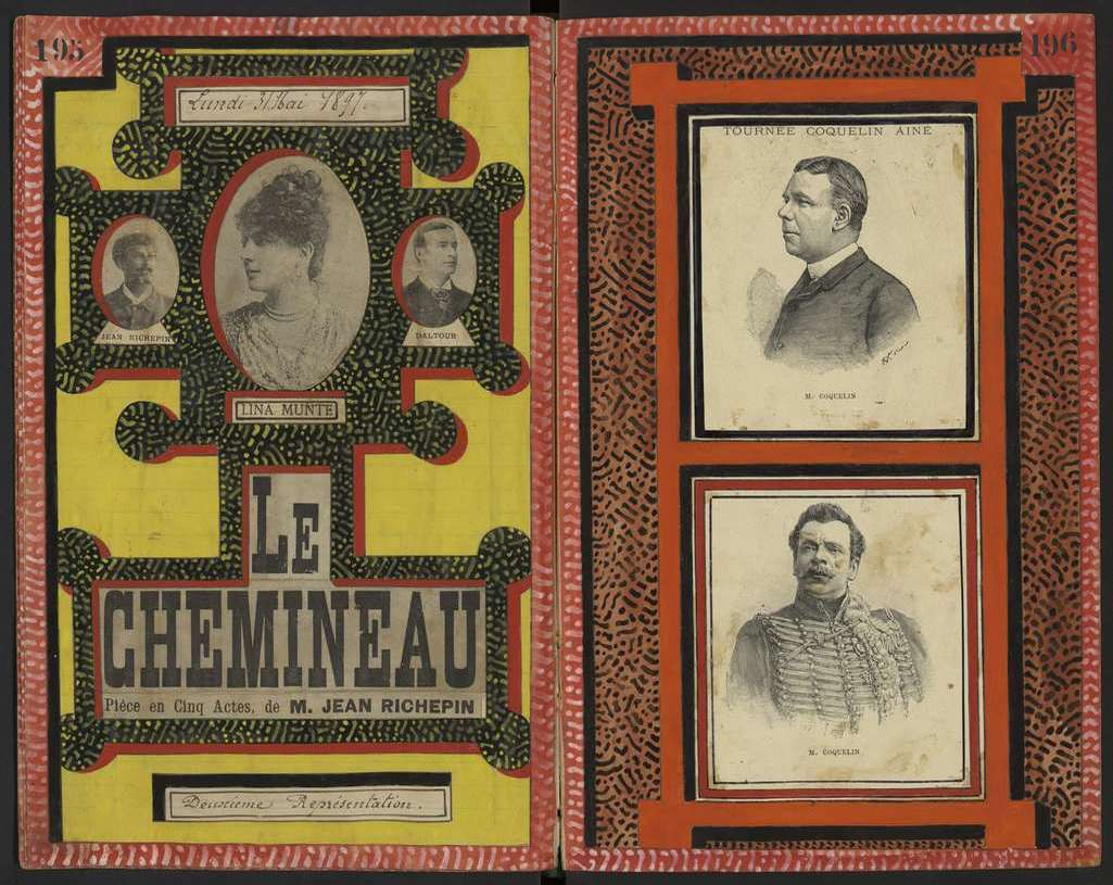 Le Chemineau, le 31 mai 1897. AMM, collection Gilles 9S7 100