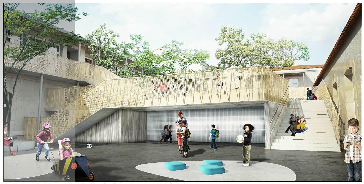 14 85 m investis cette ann e par la ville dans le patrimoine scolaire. Black Bedroom Furniture Sets. Home Design Ideas