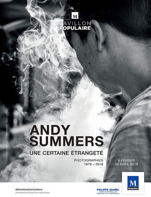 Andy Summers à Montpellier