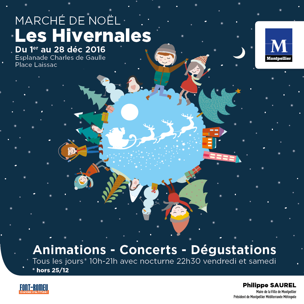 hivernales 2016